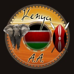 KENYA AA 250g - Café d'Afrique