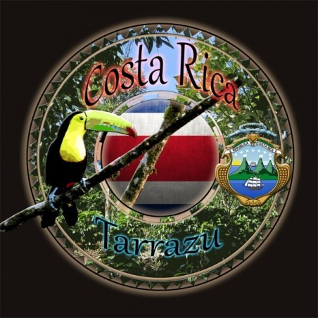 COSTA RICA TARRAZU 250g - Café d'Amérique Centrale