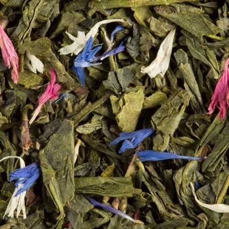 Mélange Oriental 100g - Thé vert Parfumé DAMMANN