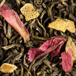 Thé des Riads 100g - Thé vert Parfumé