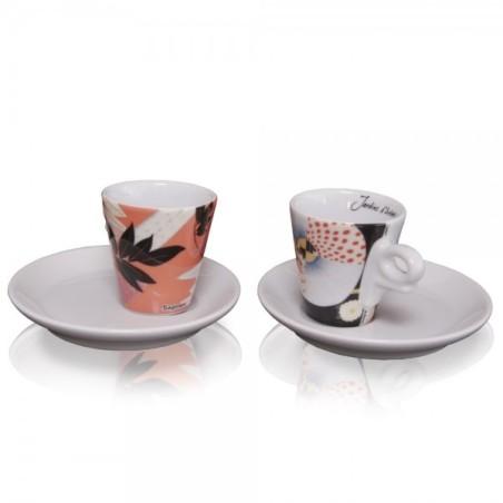 ÉTÉ - Coffret 2 tasses espresso SAYONARA d'ANCÀP