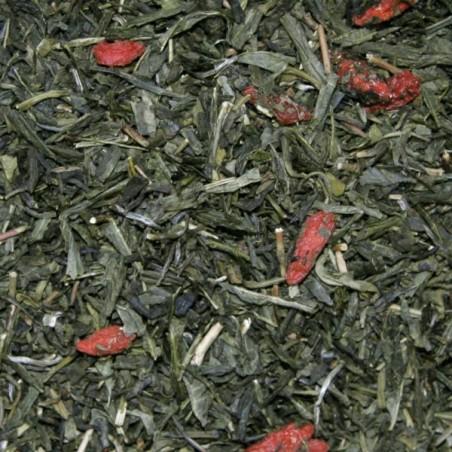 SECRET DE L' HIMALAYA 100g - Thé vert arômatisé