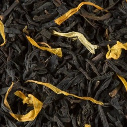 Noël à Londres 100g - Thé noir vrac Parfumé