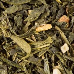 Christmas Tea Vert 100g - Thé vert parfumé Dammann