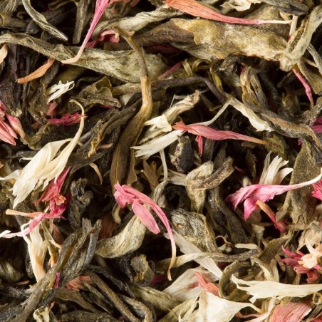 Christmas Tea Blanc - Thé blanc aromatisé Dammann