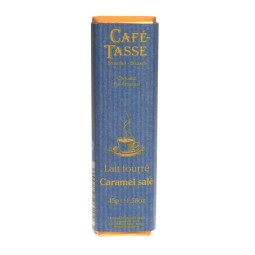 Lait Caramel salé - Bâton de chocolat 45g