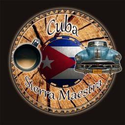 Cuba Sierra Maestra 250g - Café des Caraïbes