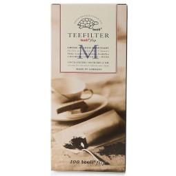 Boite 100 filtres à thé taille M - MUG