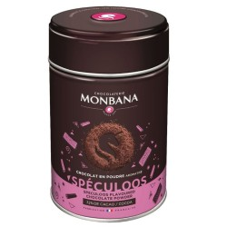 Spéculoos - Chocolat en poudre arômatisé 250g Monbana