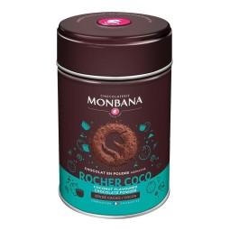 Rocher Coco - Chocolat en poudre arômatisé 250g Monbana