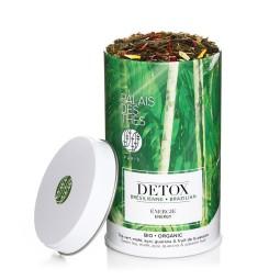 Détox Brésilienne Bio - Boite métal vrac 100g de thés Palais des thés