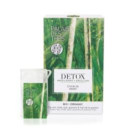 Détox Brésilienne Bio - Boite 20 sachets mousselines de thés Palais des Thés