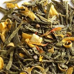 Thé des Fakirs - Thé vert parfumé Palais des Thés