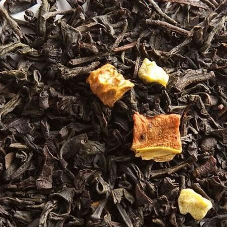 Thé des Amants - Thé noir vrac parfumé Palais des thés