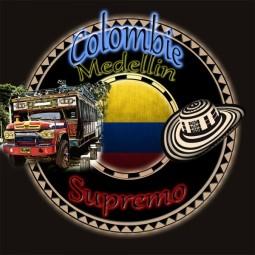 COLOMBIE MEDELLIN SUPREMO 250g - Café d'Amérique du Sud