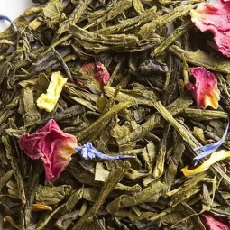 Thé des Sables - Thé Vert vrac Parfumé Palais des Thés