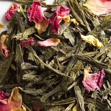 Thé du Hammam - Thé vert vrac parfumé Palais des Thés