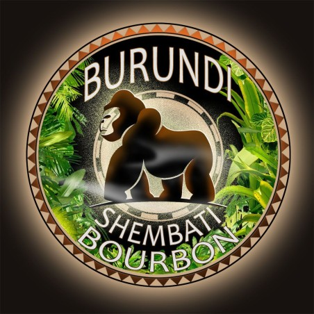 Burundi Shembati Bourbon - Café d' Afrique