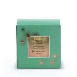 Tisane de Noël - Boite 25 Sachets Cristal Dammann