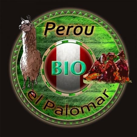 PEROU EL PALOMAR BIO 250g - Café d'Amérique du Sud
