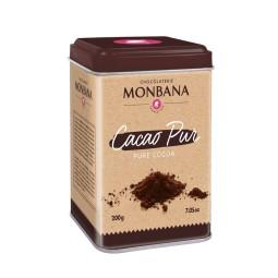 CACAO PUR - Chocolat en poudre 250grs MONBANA
