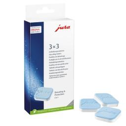 Détartrage - Boite de 9 pastilles de détartrage JURA