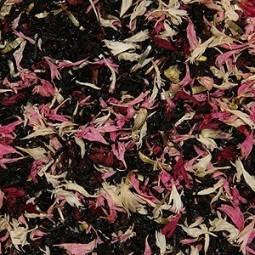 Mon Cherry 100g - Thé noir vrac Parfumé