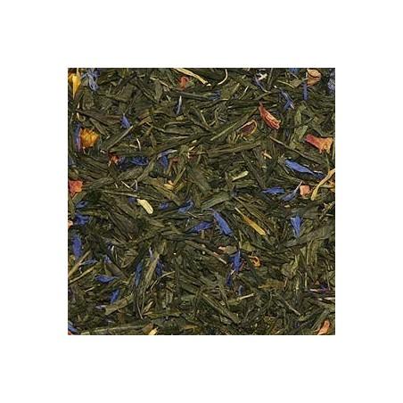 PECHE MIGNON 100g - Thé vert
