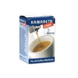 KAMARETA CAFE CLEAN - Boite de 100 pastilles de nettoyage pour machines espresso