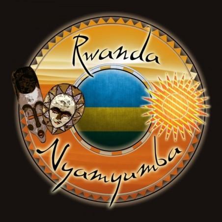 RWANDA PLANTATION NYAMYUMBA 250g - Café d'Afrique