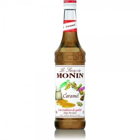 CARAMEL - Sirop MONIN 70cl