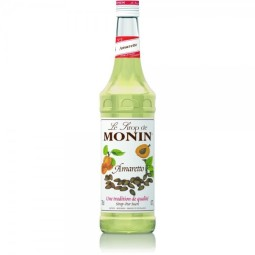 AMARETTO - Sirop MONIN 70cl