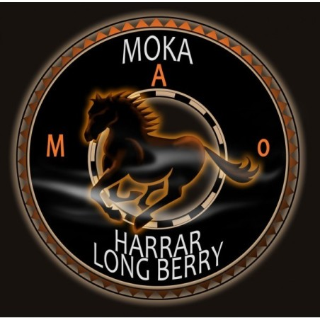 Harrar Longberry Moka Ethiopie - Café d' Afrique