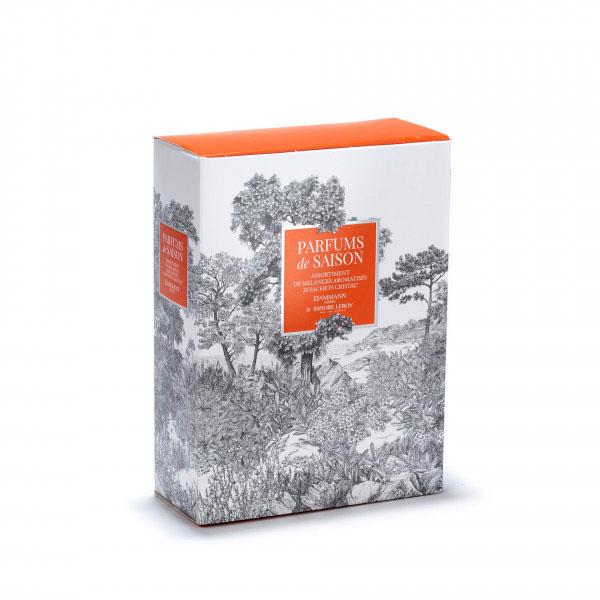 Parfums de Saison - Coffret 20 Sachets